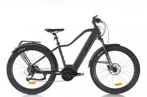 Black ATB-H electric bike
